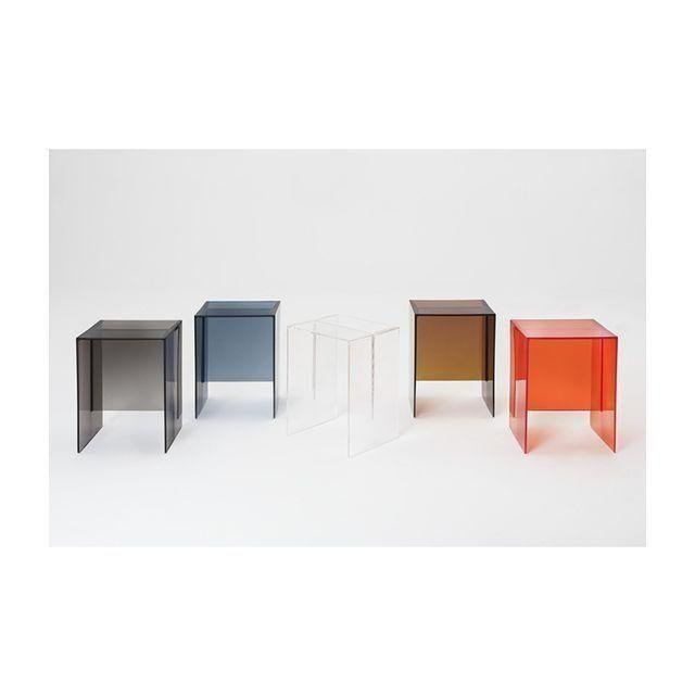 Laufen Kartell Hocker 33x28x46,5cm orange H3893300820001