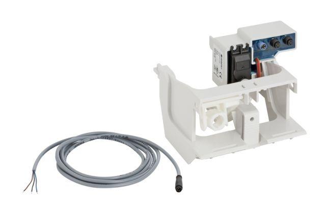 Geberit WC-Steuerung mit elektronischer Spülauslösung Netzbetrieb 2-Mengen-Spülung für externen Taster 115862001