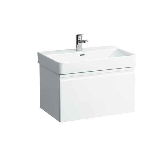 Laufen Pro S Waschtischunterbau 1 Schublade B:66,5xH:39xT:45cm wenge H4834510964231