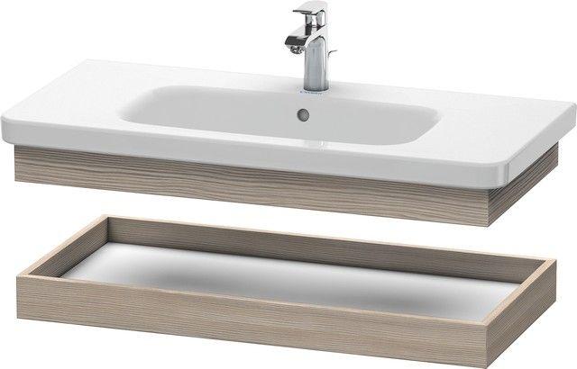 Duravit DuraStyle Ablageboard B:93xH:8,4xT:44,8 cm pine silver DS618203131