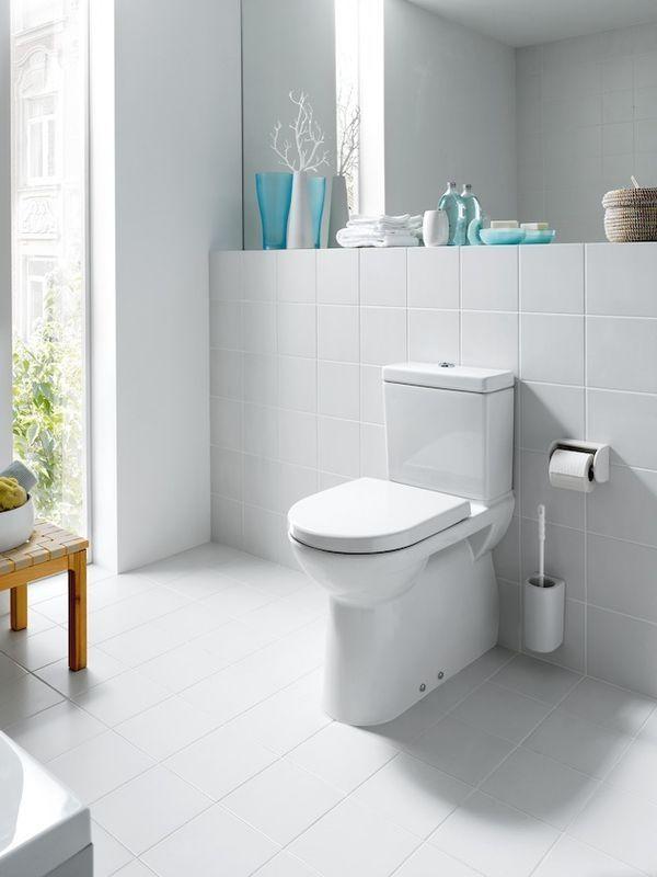 Laufen Pro Tiefspül-Stand-WC für Kombination L:70xB:36cm weiß H8249580000001