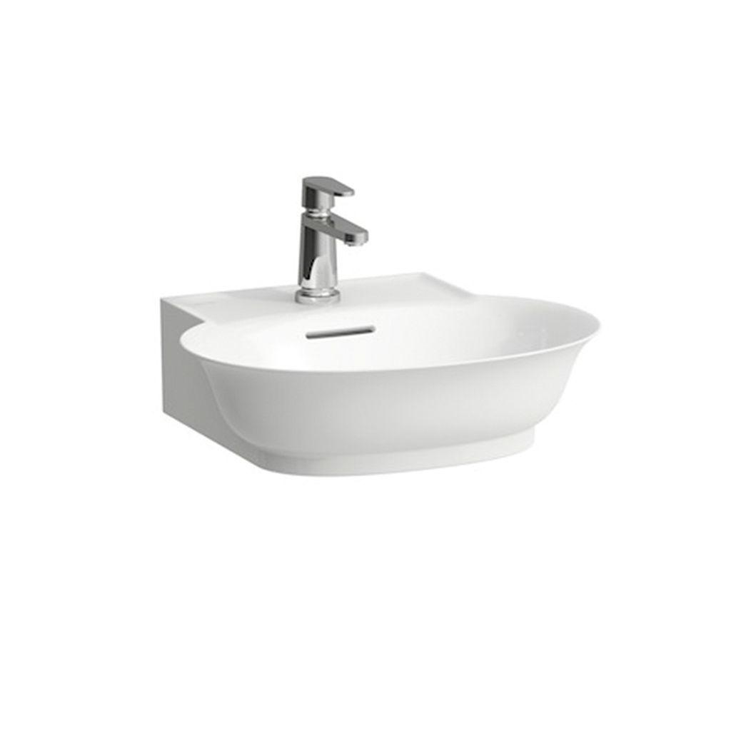 Laufen Handwaschbecken The New Classic Clean Coat LCC weiss H8158524001041