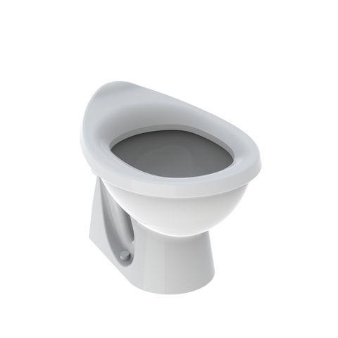 Geberit Keramag Bambini Tiefspül-Stand-WC für Babys und Kleinkinder H:26cm 211650000