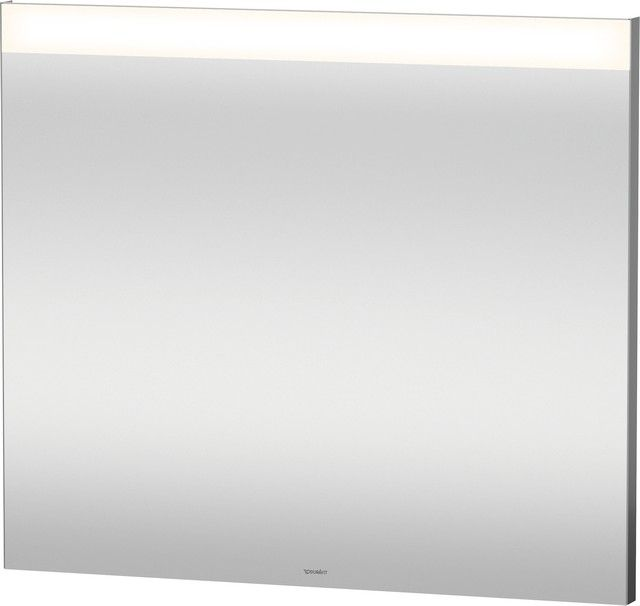 Duravit Licht&Spiegel mit Beleuchtung oben mit Wandschaltung B:80xH:70xT:3,5 cm LM783600000
