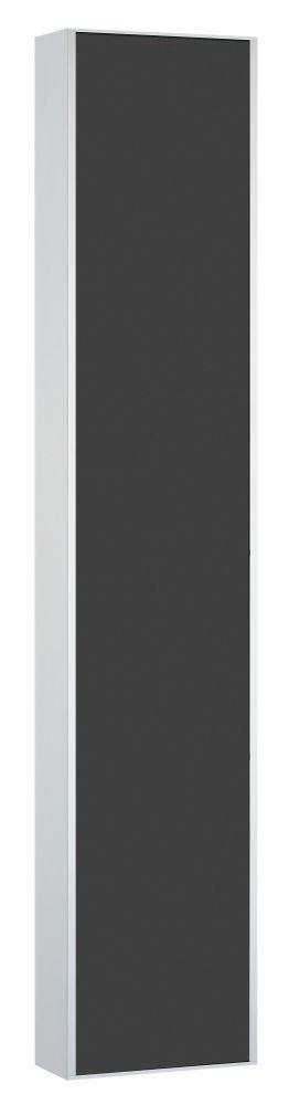 Emco asis Schrankmodul Aufputz aluminium 972127413