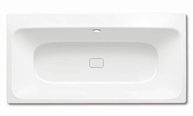 Kaldewei Avantgarde Asymmetric Duo 740 Badewanne Rechteck 170x80cm alpinweiß Perl-Effekt 274000013001