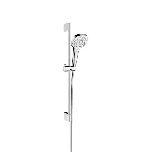 Hansgrohe Croma Select E Multi Brauseset 65cm weiß chrom 26580400