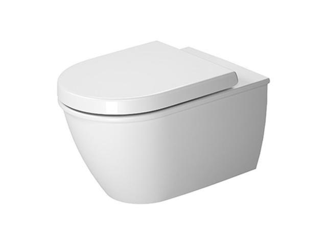 Duravit Darling New Tiefspül-Wand-WC L:54xB:37cm weiß mit Wondergliss 25450900001