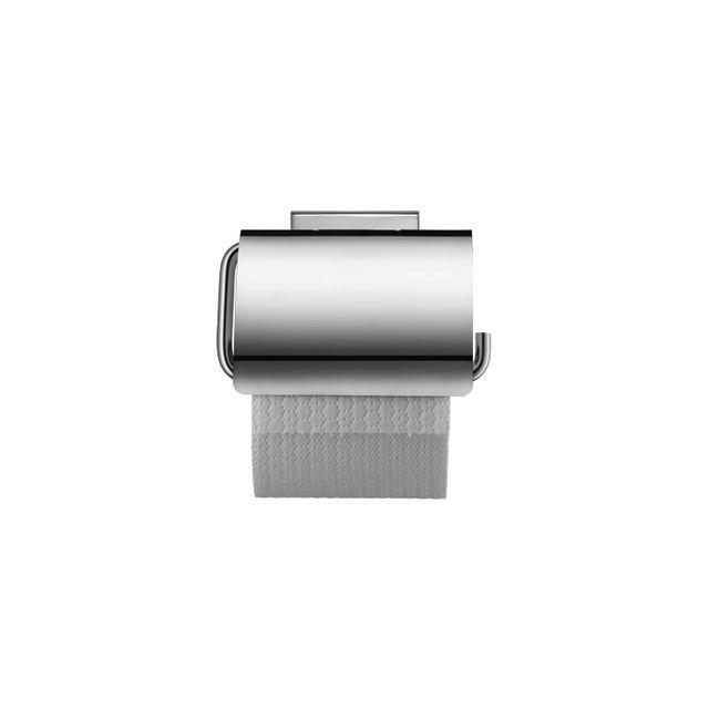 Duravit Karree Papierrollenhalter chrom 0099551000