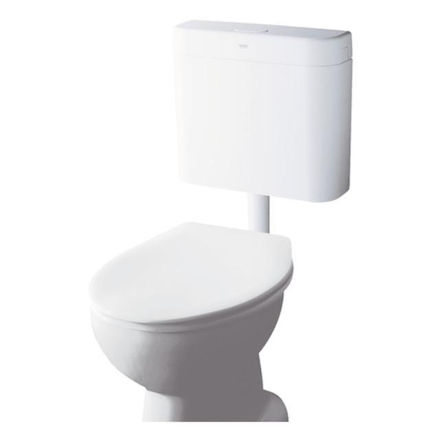 Grohe Spülkästen Aufputz WC-Spülkasten alpinweiß 37355SH0