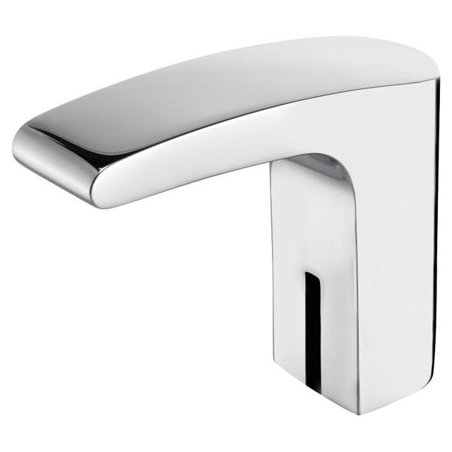 Keuco Elegance Standventil Sensor-Netz ohne Ablaufgarnitur verchromt 51613010101