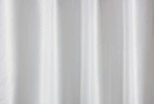 HEWI Duschvorhang uni weiß B:1400mm H:2000mm 802.34.V0130