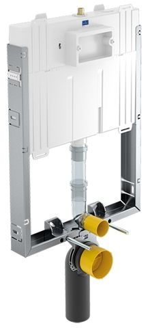 Villeroy & Boch ViConnect WC-Montageelement Compact B:65,0xH:78,6xT:8,0cm 92248400