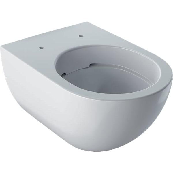 Geberit Keramag Acanto Tiefspül-Wand-WC ohne Spülrand weiß 500600012