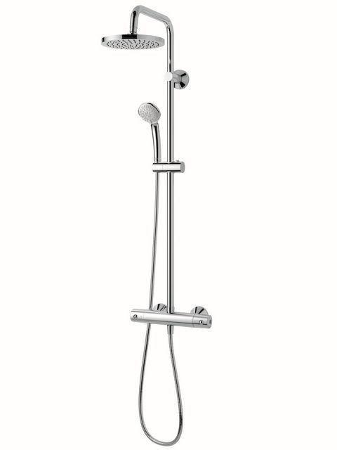 Ideal Standard Duschsystem Idealrain 200x504x1085mm A6037AA
