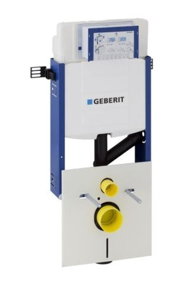 Geberit Kombifix Plus Wand-WC mit Unterputz-Spülkasten UP320 für Geruchsabsaugung 110367005