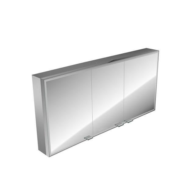 Emco Asis Prestige Lichtspiegelschrank ohne Radio 989706026, Aufputz, Breite 1587 mm