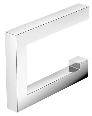 HEWI WC-Papierhalter System 100 chrom klappbar B: 162 mm H: 110 mm 100.21.10040