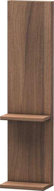 Duravit Vero Anbauelement für Spiegelschrank B:20xH:14,2xT:80cm Nussbaum natur VE740007979