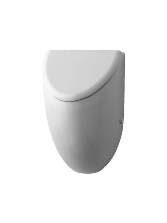Duravit Fizz Urinal für Deckel Zulauf von hinten B:30,5xH:50xT:28,5cm weiß 0823350007