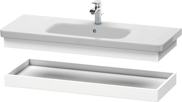 Duravit DuraStyle Ablageboard B:113xH:8,4xT:44,8cm weiß matt DS618301818