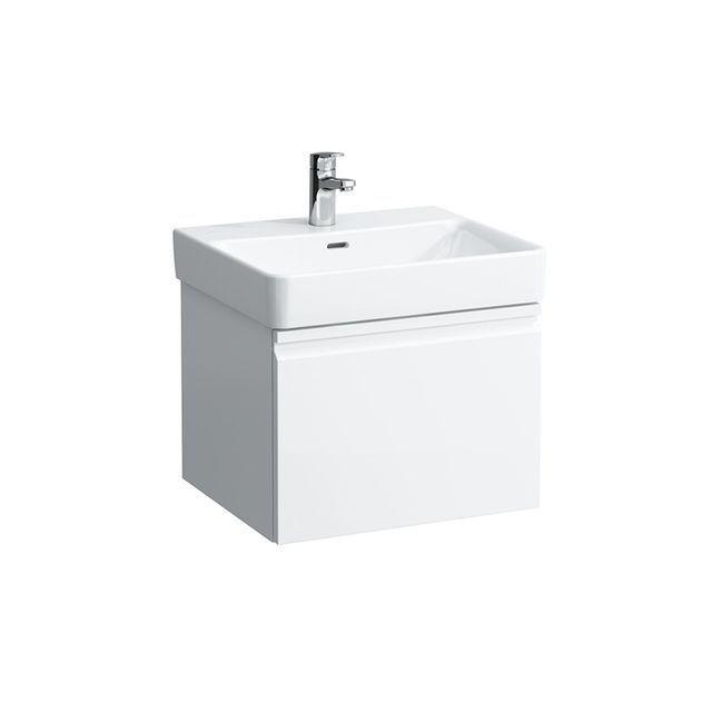 Laufen Pro S Waschtischunterbau 1 Schublade B:52xH:39xT:45cm wenge H4833510964231