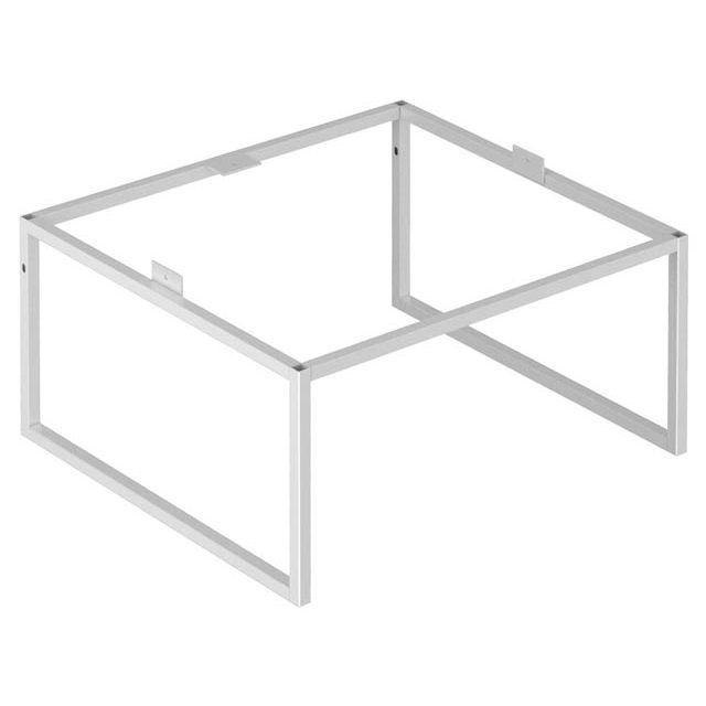 Keuco X-LINE Bodengestell B:50xH:25xT:47 cm cashmere seidenmatt 33198180001