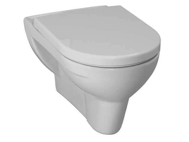 Laufen Pro Flachspül-Wand-WC L:56xB:36cm weiß mit CleanCoat LCC H8209514000001