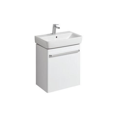 Geberit Keramag Renova Compact Waschtischunterschrank B:54,9xH:60,4xT:33,7cm weiß 862060000