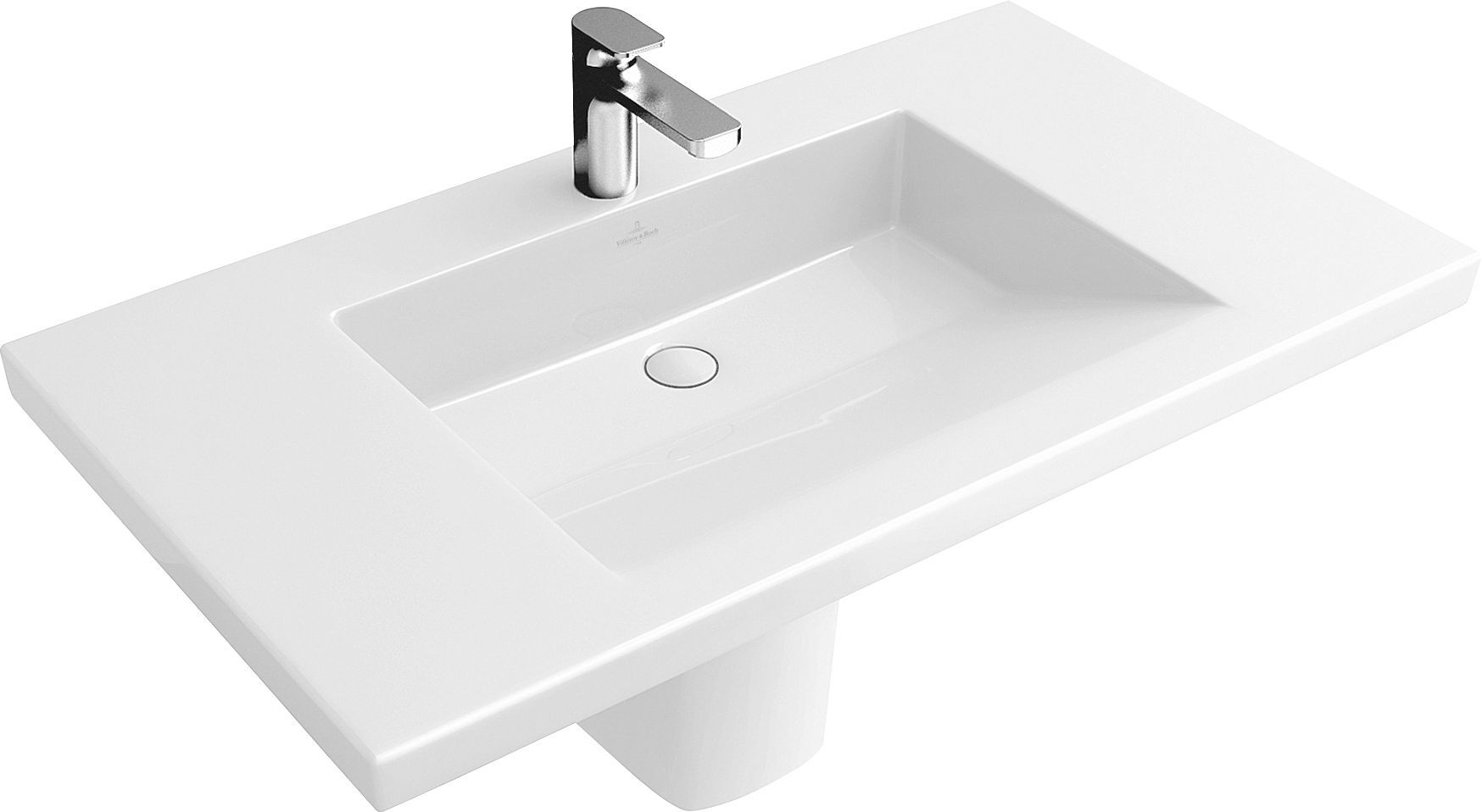 Villeroy & Boch Sentique Ablaufhaube starwhite ceramicplus 524400R2