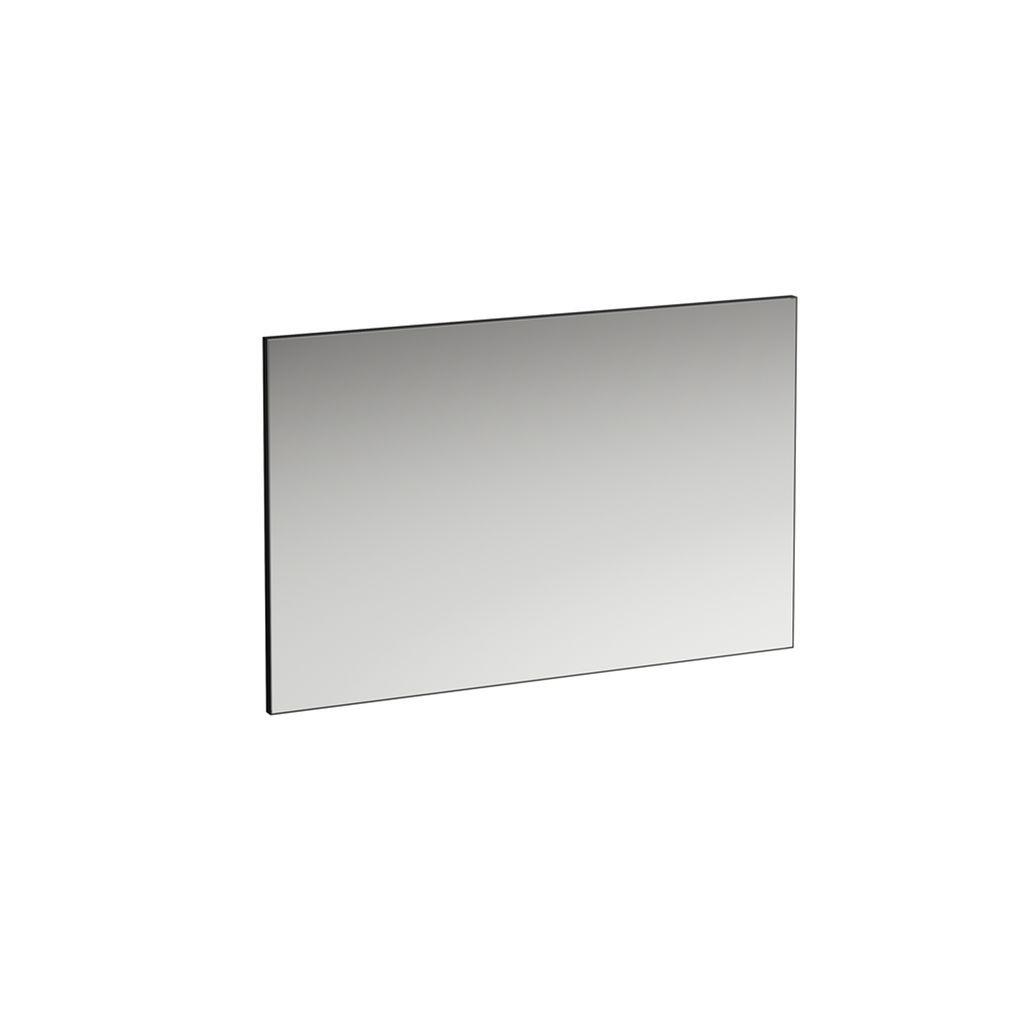 Laufen Spiegel Frame 25 1000x25x700 mit Aluminiumrahmen schwarz matt H4474069004501