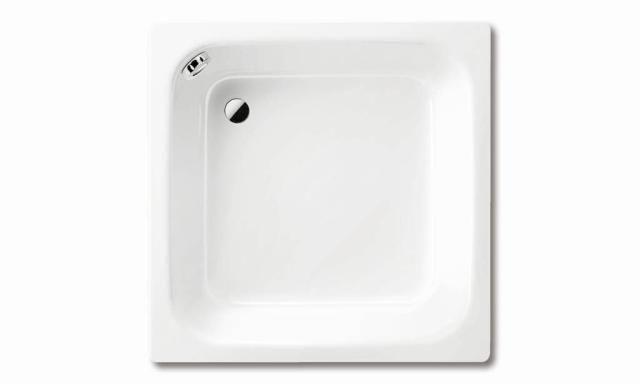 Kaldewei Advantage SANIDUSCH 496 Duschwanne quadratisch 90x90x25cm alpinweiß 332100010001