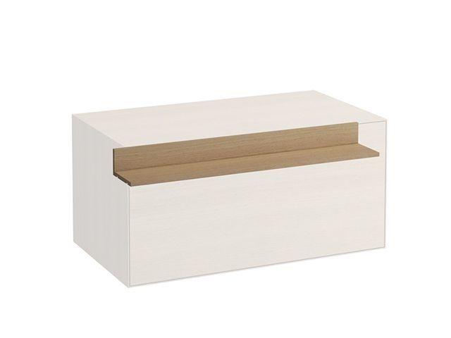 Laufen int.Ablage Boutique 150x865x85 für Schubladenelement H409001/3 eiche dunkel H4092421502511