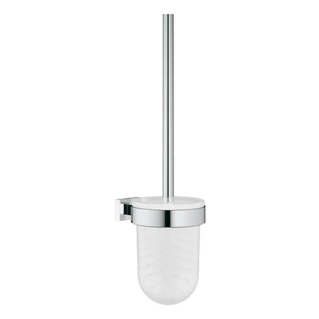 Grohe Essentials Cube WC-Bürstengarnitur für Wandmontage chrom 40513001