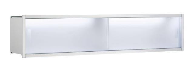 Emco asis Ablage-Modul 971227780 Unterputz chrom 800 mm