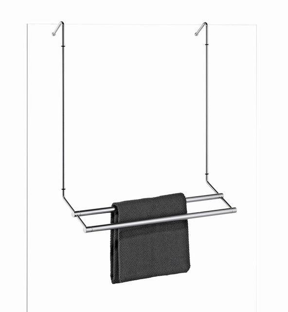 Giese Server Badetuchhalter für Glasduschen B:615xH:580mm verchromt 30509-02