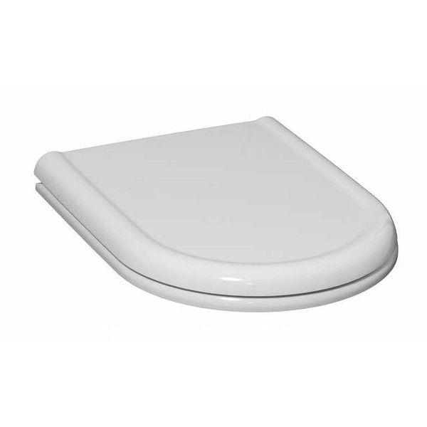 Laufen Vienna WC-Sitz mit Deckel mit hydraulischer Absenkautomatik weiß H8924723000001
