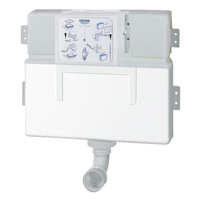 Grohe Spülkasten für WC 6 - 9 l einstellbar für Wandeinbau 38422000
