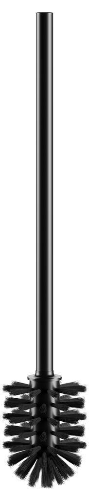 KEUCO Plan Toilettenbürste zu 14972 Bürstenkopf schwarz 14972374001