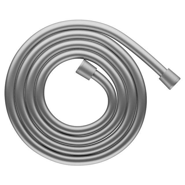 Keuco Plan/meTime_spa Brauseschlauch 1600 mm aluminium finish 54995171600