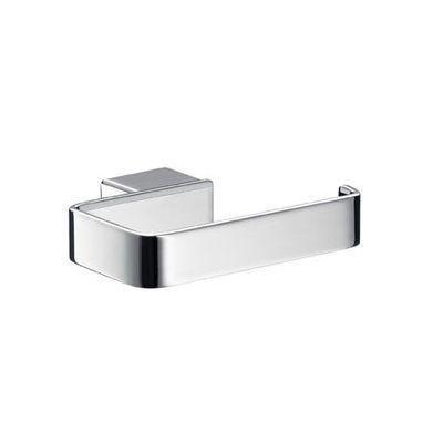 Emco Loft Papierhalter 050001601, ohne Deckel, edelstahl-optik