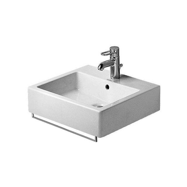 Duravit Vero Handtuchhalter 449 mm Quadratrohr 14 mm chrom 0030291000
