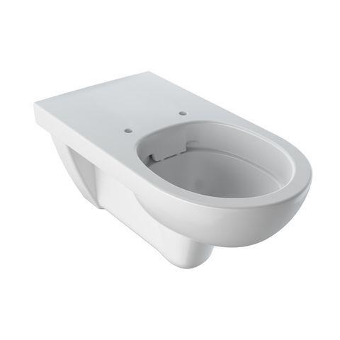 Geberit Keramag Renova Comfort Tiefspül-Wand-WC ohne Spülrand L:70xB:35cm Weiß mit KeraTect 208570600