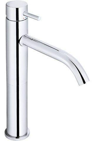 Ideal Standard Mara Waschtisch-Armatur chrom H:322 Ausladung: 170 ohne Ablaufgarnitur mit verlängertem Sockel A9009AA