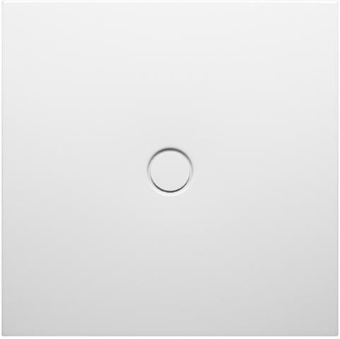 Bette Floor Duschfläche L:100xB:80cm weiß mit BetteGlasur Plus 5491-000PLUS