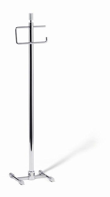 Giese Von der Rolle WC-Ständer für Toilettenpapier ohne Deckel chrom 15729-02