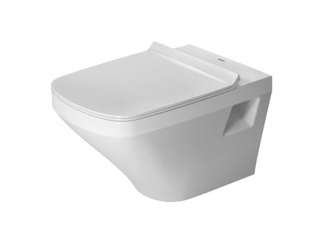 Duravit DuraStyle Flachspül-Wand-WC L:54xB:37cm weiß mit Wondergliss 25400900001