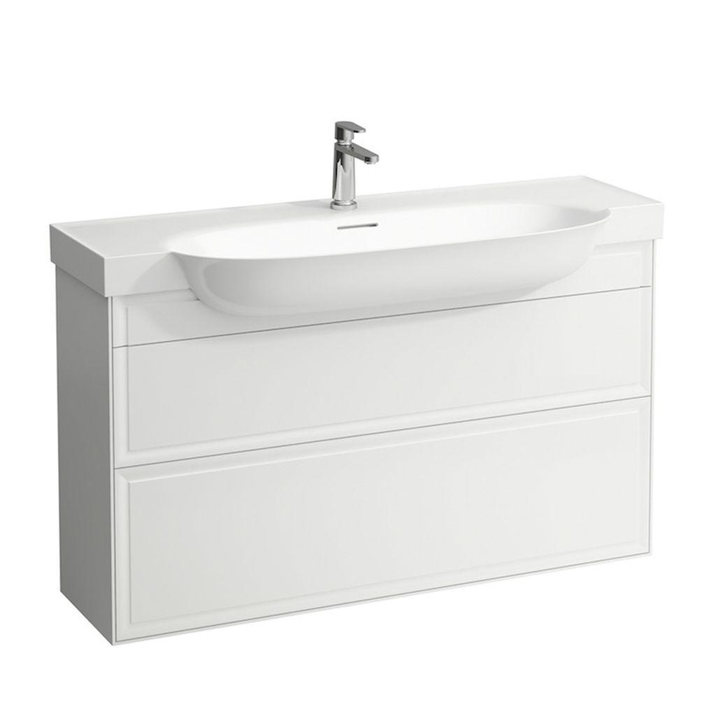 Laufen Waschtischunterschrank The New Classic weiss lackiert H4060520856311