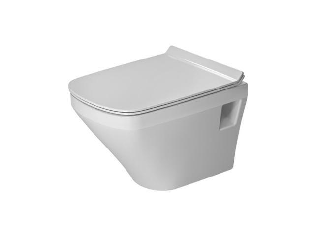Duravit DuraStyle Tiefspül-Wand-WC Compact L:48xB:37cm weiß mit Wondergliss 25390900001