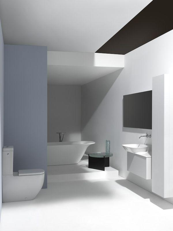 Laufen Palomba WC-Sitz mit Deckel H: 35mm mit Absenkautomatik abnehmbar weiß H8918020000001